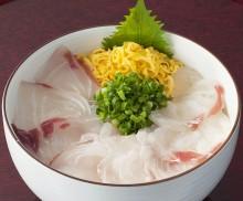 2013_02丼_鯛の胡麻和え丼