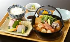 海鮮チゲ鍋定食-1